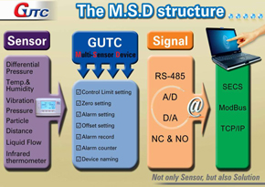 MSD Data Structure